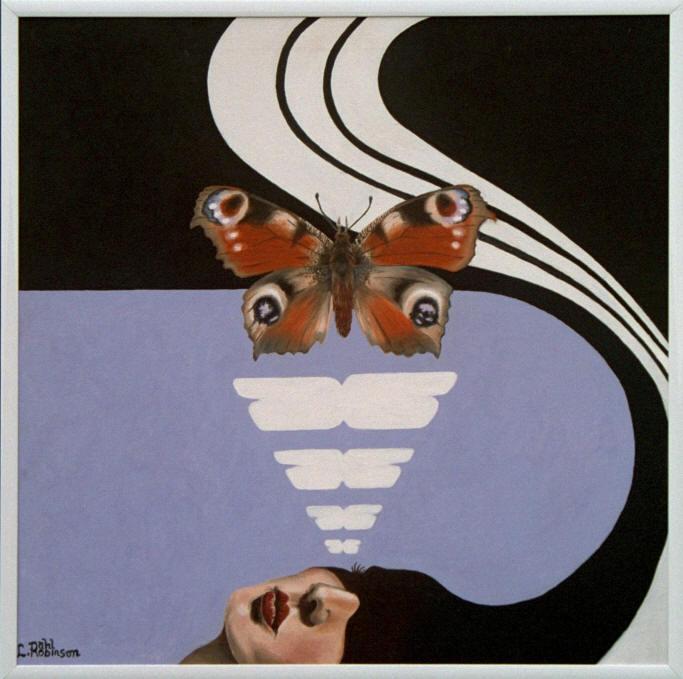 metamorphosis in art